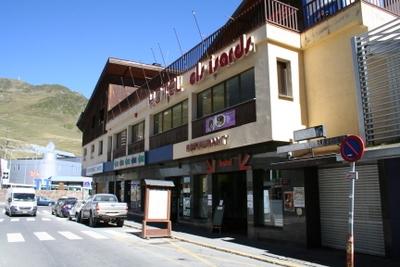 hotel andorra refugi dels isar: