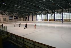 Palau de gel - Ice rink