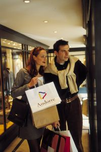 Le shopping en Andorre