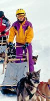 Vallnord - Mushing