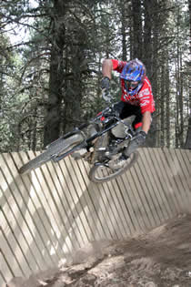 Vallnord Wood Park