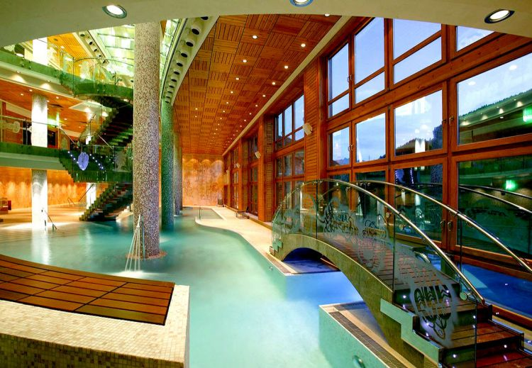 Sport Wellness - Mountain Spa Andorra